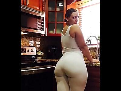 bigass leggings candid
