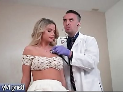 Sex Tape With Dirty Mind Doctor And Hot Slut Patient Jessa Rhodes