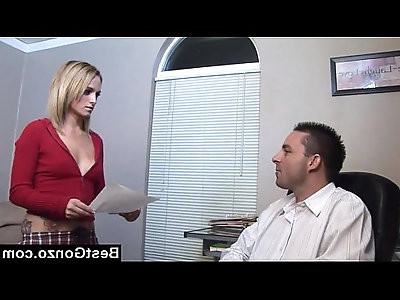 Horny stepdad wants a piece of his stepdaughter