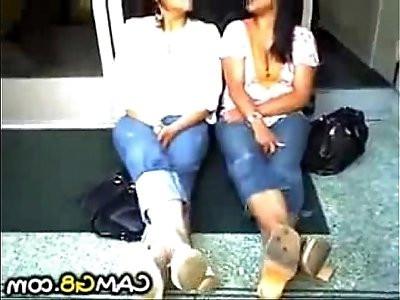 Latina Dom Soles foot fetish