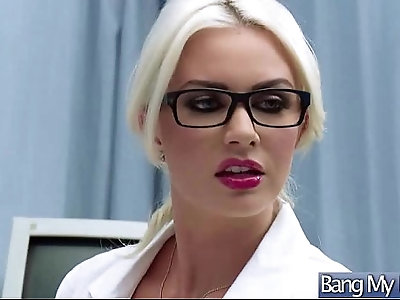 Hard Sex In Doctor Office With Horny Patient