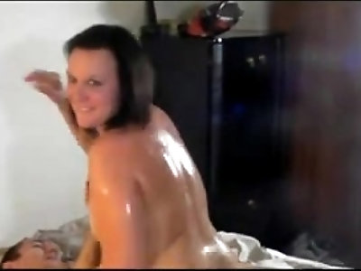 Slut Wife Used By While Hubby Films