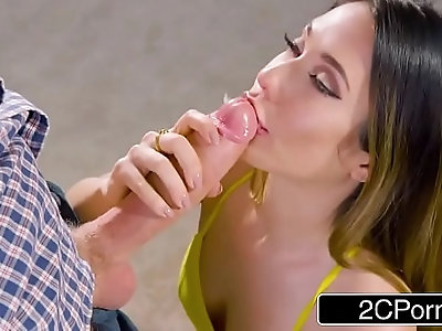 Eva Lovia Needs Her Sisters Boyfriends Big Dick