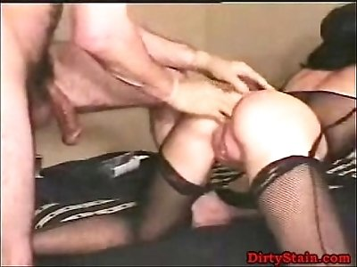 Mom Gets fucked Hardcore Anal Fisting