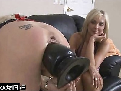 Wicked Fisting Lady Hard Penetrated