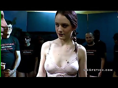 Sluts gets fucking and pissing from guys