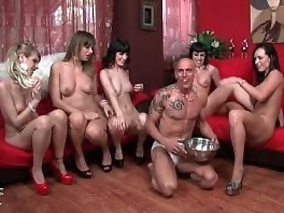 squirts in BDSM porn videos
