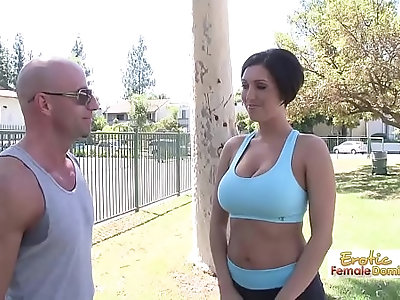 Babe Tricked Into Hardcore Sex
