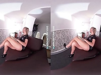 Fuck Kayla Green as a Domina in Virtual reality