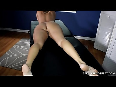 Nikki Brooks Bare Feet