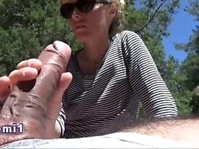 outdoor picnic sex