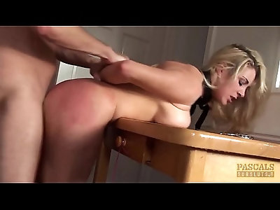 Pascalssubsluts busty victoria summers fed cum and bdsm