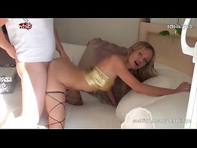 My Dirty Hobby Sexy MILF gets eaten out and fucked