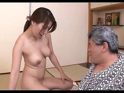 Slutty mom meets big cocks