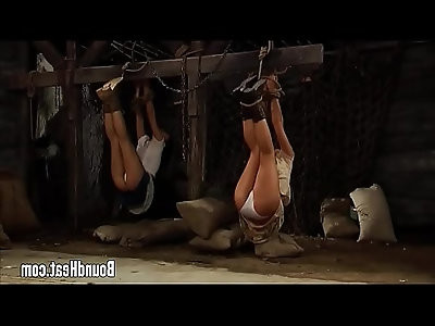 Slave Huntress II New Girl In Bondage