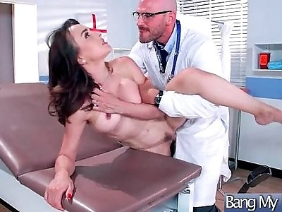 Hot Patient Cytherea And Doctor In Hardcore Sex Adventures clip